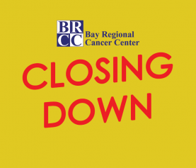 Bay Regional Cancer Center Closing Down