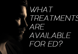 Advanced Urology Institute News: What Treatments Are Available For ED?