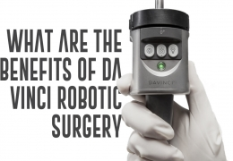 Advanced Urology Institute News: What are the benefits of da Vinci Robotic Surgery