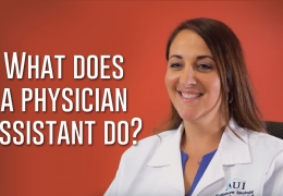 Advanced Urology Institute News: What does a physician assistant do?