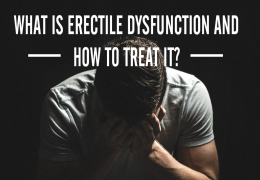 Advanced Urology Institute News: What is Erectile Dysfunction and How to Treat it?