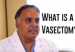 Advanced Urology Institute News: What is a Vasectomy?