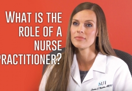 Advanced Urology Institute News: What is the role of a nurse practitioner?