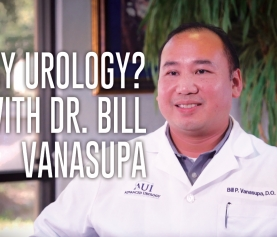 Why Urology? with Dr. Bill Vanasupa