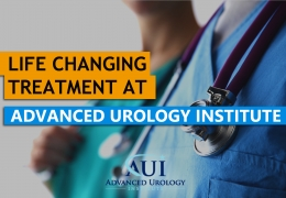 Life Changing Treatment At Advanced Urology Institute