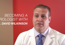 Advanced Urology Institute News: Becoming a Urologist With Dr. David Wilkinson