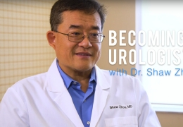 Becoming a Urologist with Dr. Shaw Zhou